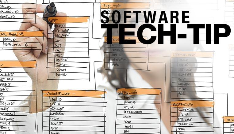 SOFTWARE KNOWLEDGE, An Excel work around (Text Case Fix)