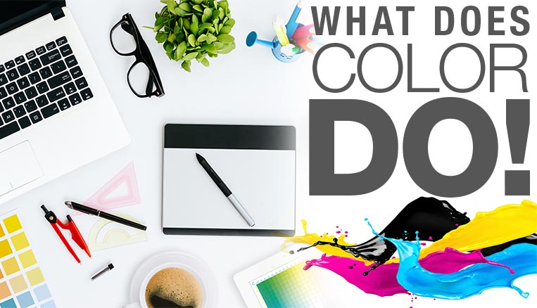 What does color have to do with it? Color and emotion.