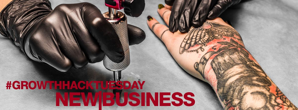 Growing business – The at-home tattoo studio