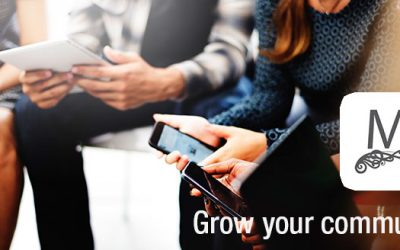 Growing your community, the missing link. Social media personalized.