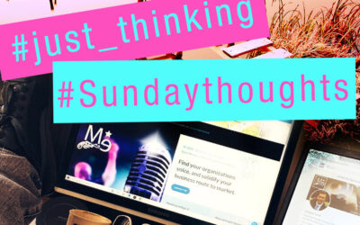 Some Sunday Brand Marketing Thoughts